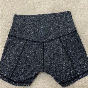 LULULEMON align shorts 4' size 4